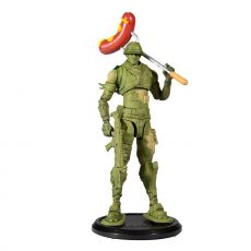 Fortnite Akční Figure Plastic Patroller 18 cm