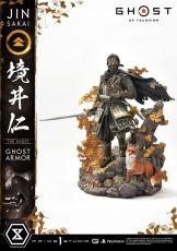 Ghost of Tsushima Soška 1/4 Jin Sakai 58 cm