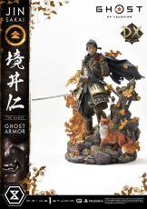 Ghost of Tsushima Soška 1/4 Jin Sakai Deluxe Bonus Verze 58 cm