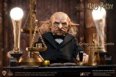 Harry Potter My Favourite Movie Akční Figure 1/6 Gringotts Head Goblin Deluxe Ver. 20 cm