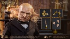 Harry Potter My Favourite Movie Akční Figure 1/6 Gringotts Head Goblin 20 cm