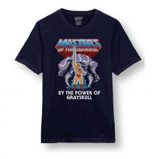 Masters of the Universe Tričko Power Of Grayskull Velikost XL