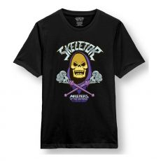 Masters of the Universe Tričko Skeletor X-Staff Velikost M