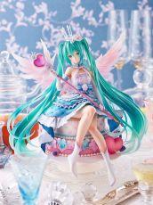Miku Hatsune PVC Soška 1/7 Miku Hatsune Birthday 2020 Sweet Angel Ver. 22 cm