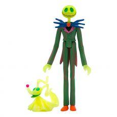Nightmare Before Christmas ReAction Akční Figure Jack Skellington GITD (SDCC 2020) 10 cm