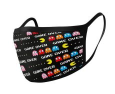 Pac-Man Face Masks 2-Pack Game Over Repeat