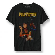 Pulp Fiction Tričko Plakát Velikost L