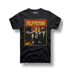 Pulp Fiction Tričko Vengeance Velikost S