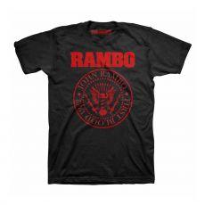 Rambo Tričko Seal Logo Velikost M