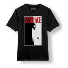 Scarface Tričko Plakát Velikost XL
