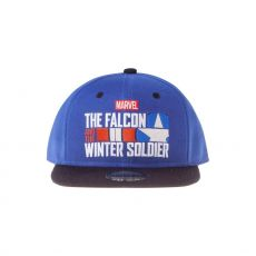 The Falcon and the Winter Soldier Snapback Kšiltovka Logo