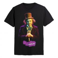 Willy Wonka & the Chocolate Factory Tričko Willy Wonka Velikost XL