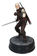 Witcher 3 Wild Hunt PVC Soška Geralt Manticore 20 cm