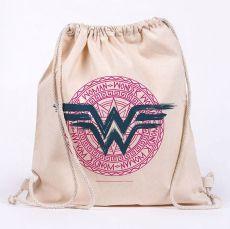 DC Comics Draw String Bag Wonder Woman