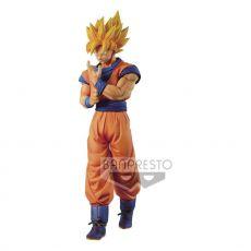 Dragonball Z Solid Edge Works Figure Super Saiyan Son Goku 23 cm