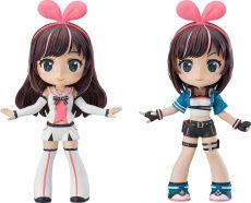 Kizuna AI Yurumari Soft vinylová Figures Kizuna AI & Kizuna AI A.I.Games 14 cm