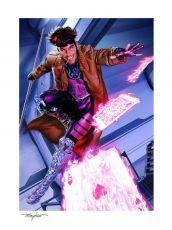 Marvel Art Print Gambit 46 x 61 cm - unframed