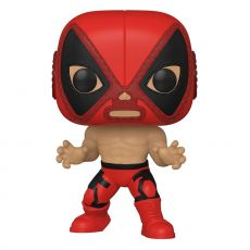 Marvel Luchadores POP! vinylová Figure Deadpool 9 cm
