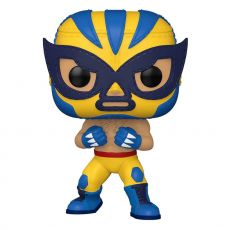 Marvel Luchadores POP! vinylová Figure Wolverine 9 cm