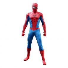 Marvel's Spider-Man Video Game Masterpiece Akční Figure 1/6 Spider-Man (Classic Suit) 30 cm