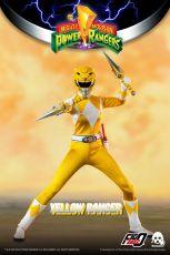 Mighty Morphin Power Rangers FigZero Akční Figure 1/6 Yellow Ranger 30 cm