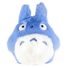 My Neighbor Totoro Nakayoshi Plyšák Figure Blue Totoro 18 cm