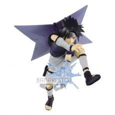 Naruto Shippuden Vibration Stars Soška Uchiha Sasuke 18 cm