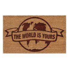 Scarface Rohožka The World Is Yours 40 x 60 cm