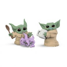 Star Wars Mandalorian Bounty Kolekce Figure 2-Pack The Child Tentacle Soup & Milk Mustache
