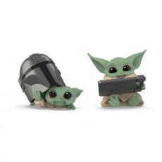 Star Wars Mandalorian Bounty Kolekce Figure 2-Pack The Child Helma Peeking & Datapad Tablet