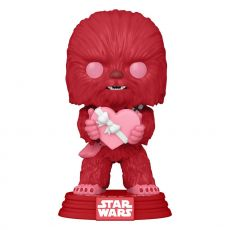 Star Wars Valentines POP! Star Wars vinylová Figure Cupid Chewbacca 9 cm