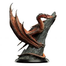 The Hobbit Trilogy Soška Smaug the Magnificent 20 cm