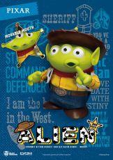 Toy Story Dynamic 8ction Heroes Akční Figure Alien Remix Woody 16 cm