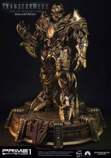 Transformers Age of Extinction Soška Galvatron Gold Verze 77 cm