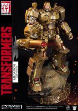 Transformers Generation 1 Soška Megatron Gold Verze 59 cm
