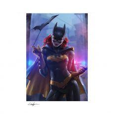 DC Comics Art Print Batgirl 46 x 61 cm - unframed