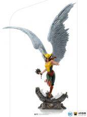 DC Comics Deluxe Art Scale Soška 1/10 Hawkgirl 36 cm
