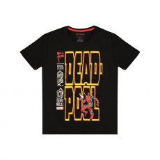 Deadpool Tričko The Circle Chase Velikost XL