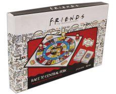 Friends Board Game Trivia Race To Central Perk Anglická Verze