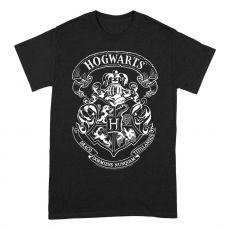 Harry Potter Tričko Bradavice Crest Velikost L