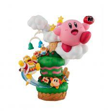 Kirby PVC Soška Kirby Super Star Gourmet Race 18 cm