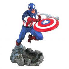Marvel Comic Gallery Vs. PVC Soška Captain America 25 cm