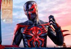 Marvel's Spider-Man Video Game Masterpiece Akční Figure 1/6 Spider-Man 2099 Black Suit HT Exclusive Hot Toys