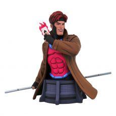 Marvel X-Men Animated Series Bysta Gambit 15 cm