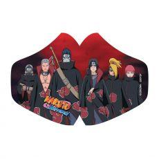 Naruto Face Mask Akatsuki