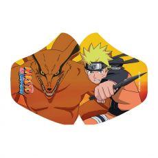 Naruto Face Mask Naruto & Kurama