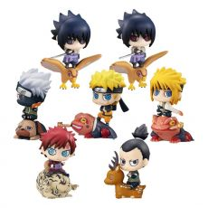 Naruto Shippuden Petit Chara Land Trading Figure 5 cm Sada New Color! Kuchiyose (8)