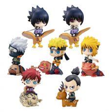 Naruto Shippuden Petit Chara Land Trading Figure 6-Pack New Color! Kuchiyose Special Set 5 cm