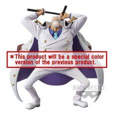 One Piece magazine PVC Soška Monkey D. Garp Special Color Verze 16 cm