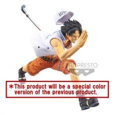 One Piece magazine PVC Soška Portgas D. Ace Special Color Verze 13 cm